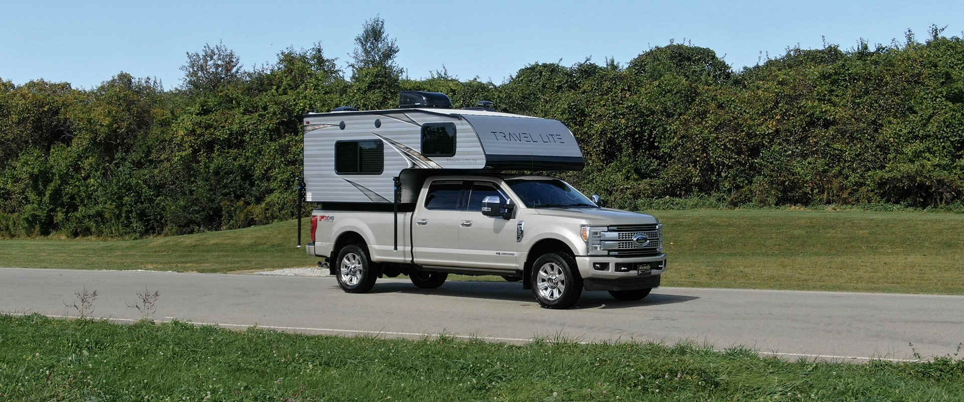 TRAVEL LITE TRUCK CAMPER DEALER IN PENNSYLVANIA