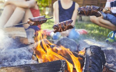 Summer Camping Recipes That Will Keep You Cool