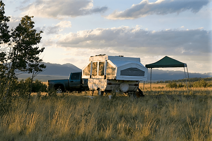 buying a popup camper