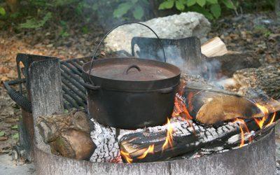Dutch Oven Campfire Recipes