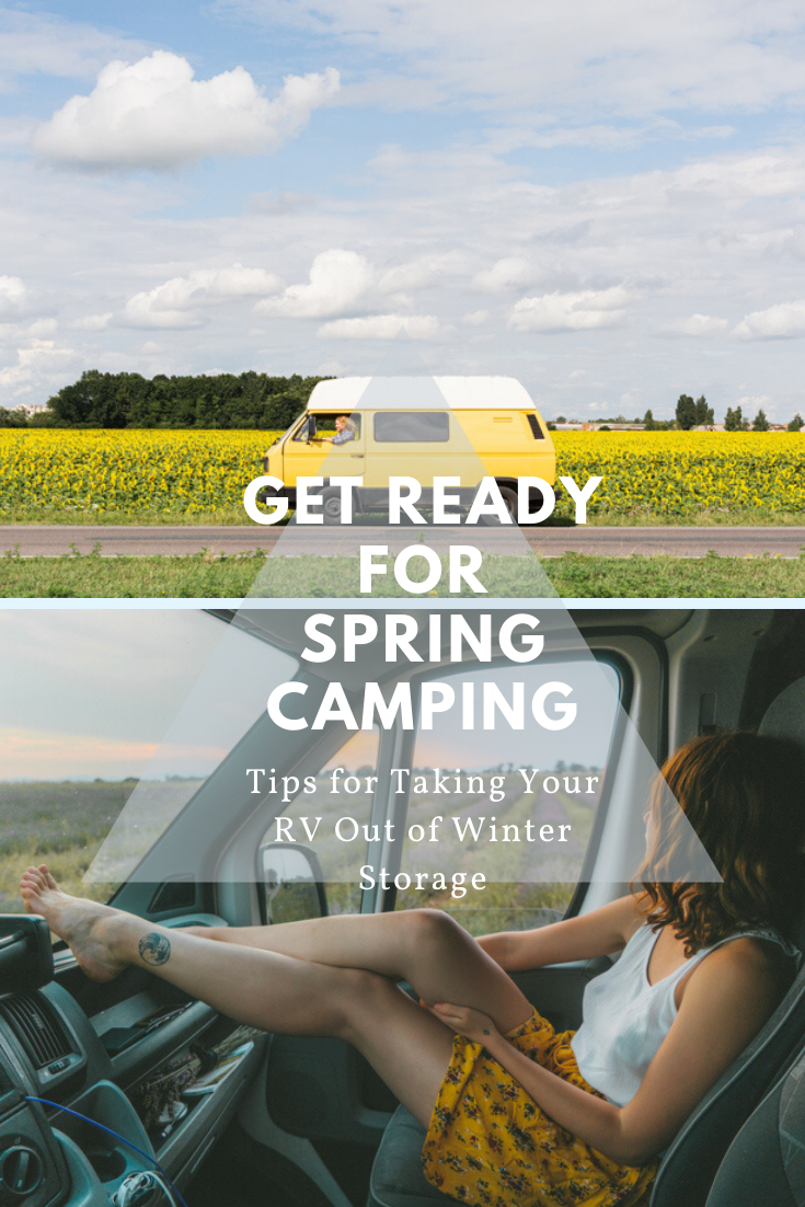 tips for taking your rv out of winter storage
