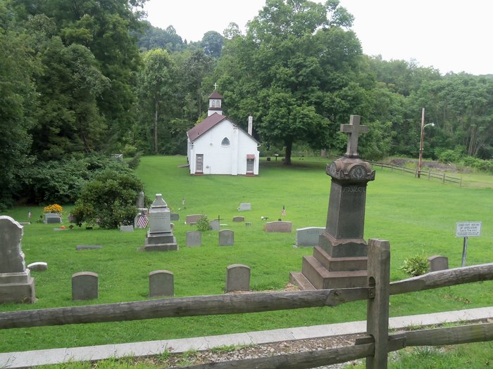 Coulterville Cemetery, White Oak